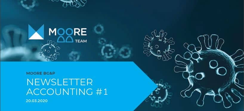 Newsletter Accounting #1 (Header)