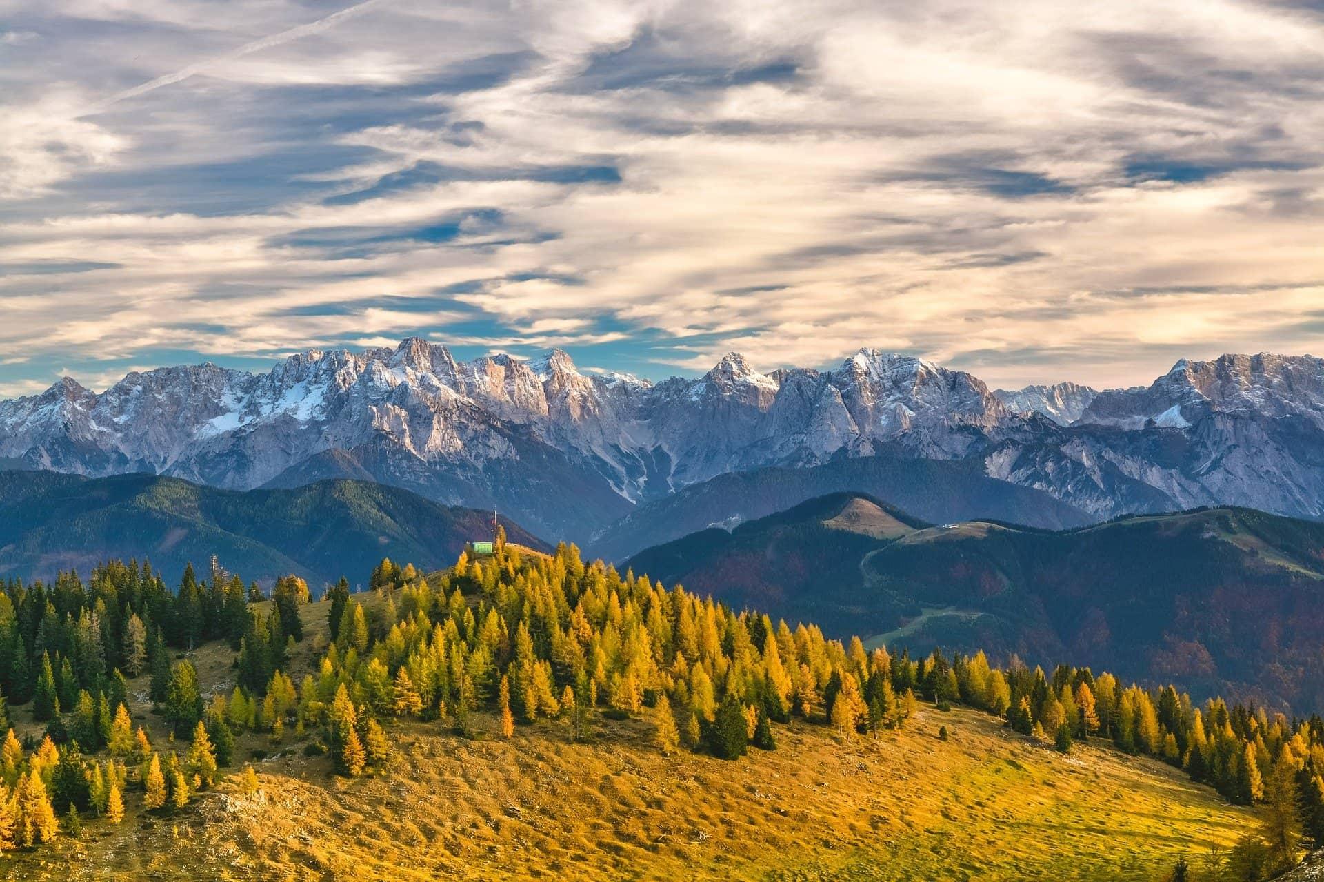Berge (Sujetbild)