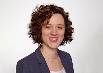 Linda Ahlers, MA — Teamleiterin Unternehmensberatung