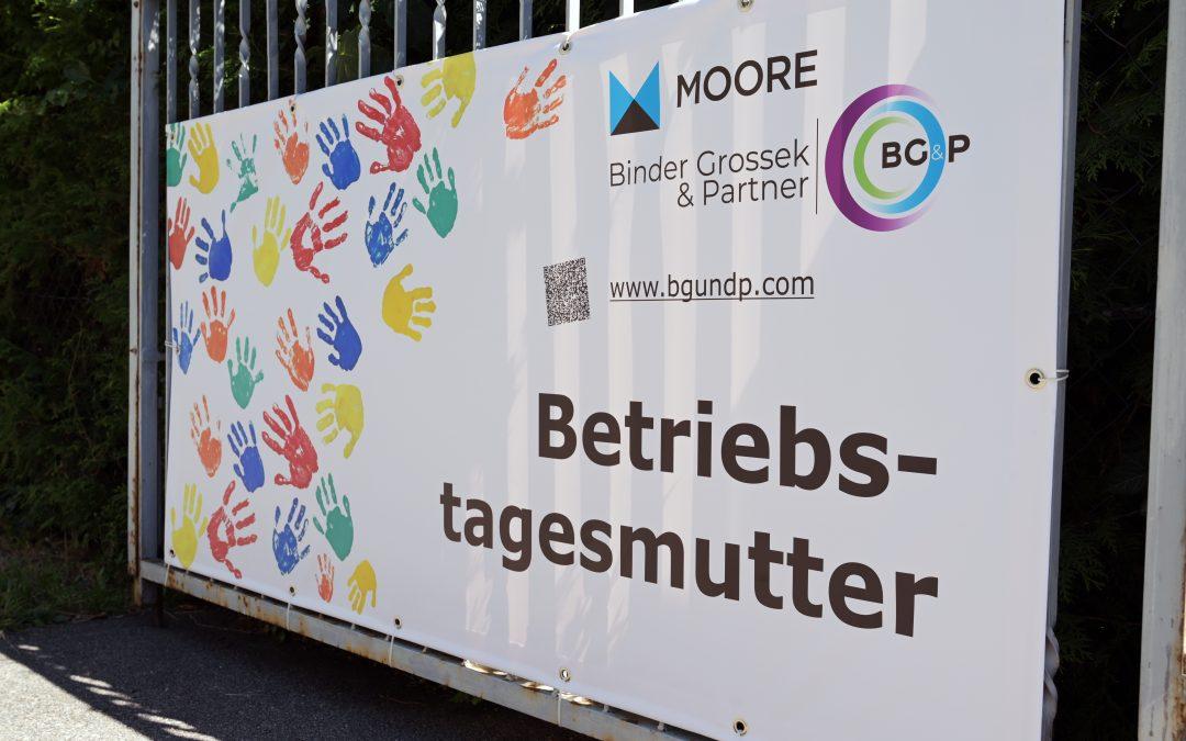 Neuer Standort unserer BG&P und MOORE BG&P Betriebstagesmutter